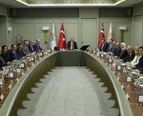 AK Parti MYK toplantısının perde arkası