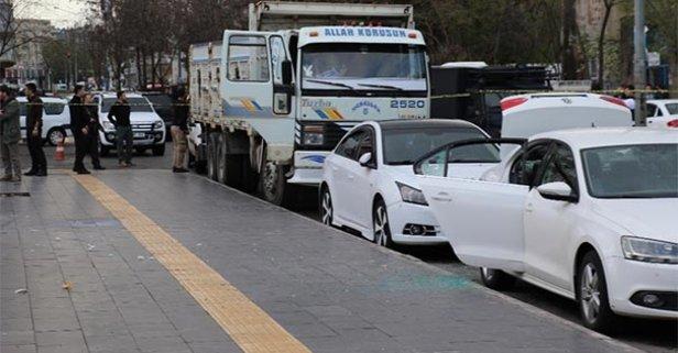 Diyarbakır'da Et ve Süt Kurumu'na EYP'li saldırı