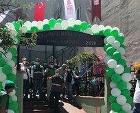 Piyalepaşa Mahalle Bahçesi hizmete açıldı