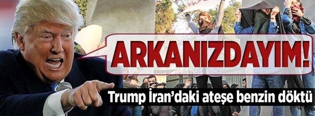 ABDden çok kritik İran açıklaması! Büyük destek göreceksiniz