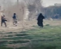 DAEŞlı kadın teröristler sahaya çıktı