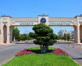 2020 Akdeniz Üniversitesi puanları! Akdeniz Üniversitesi taban puanları ve başarı sıralaması