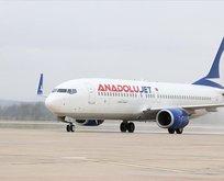 AnadoluJet o iki ülkeye uçuşlarını başlattı