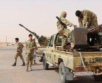 ABD'den flaş Libya kararı