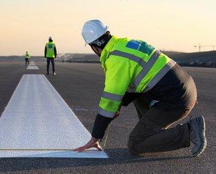 Yeni havalimanı Erdoğan için hazır
