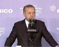 Cumhuriyet tarihi rekoru kırılmıştı... Erdoğan yeni hedefi açıkladı