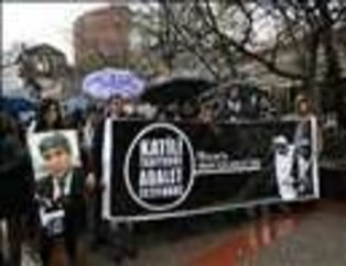 Hrant Dink'in Ölüm Yıldönümü