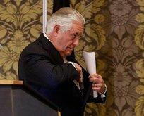 Tillerson Kenyada rahatsızlandı