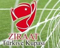 Ziraat Türkiye Kupası'nda alınan sonuçlar