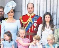 Kralsın George!