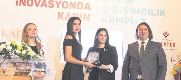 Girişimci kadınlara Kadem desteği