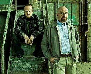 'Breaking Bad' dizisi gerçek oldu!