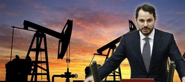 Türkiyeye petrol müjdesi