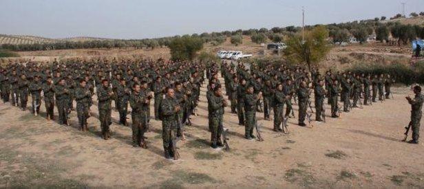 YPG/PKK'nın ABD destekli terör kampı