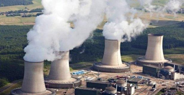 Nükleer tesiste yangın alarmı! Ülke harekete geçti...