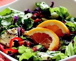 8 Renk Salata Tarifi