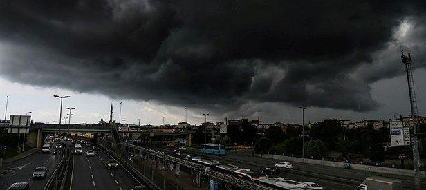 Meteoroloji'den 9 ile son dakika yağış uyarısı! Bugün İstanbul'da hava nasıl olacak? 9 Eylül 2019 hava durumu