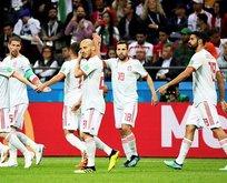 İspanyaya tek gol yetti