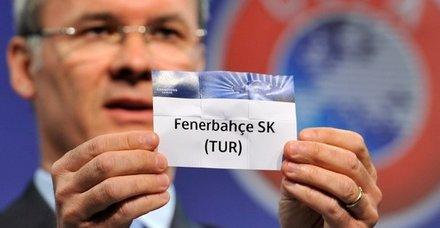 Fenerbahçe'nin Şampiyonlar Ligi play-off'undaki rakibi belli oldu! Fenerbahçe'nin rakibi kim oldu?