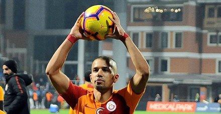 Feghouli, Kasımpaşa maçında hat-trick yaparak yıldızlaştı!