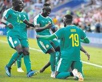 Senegal'in açılış partisi