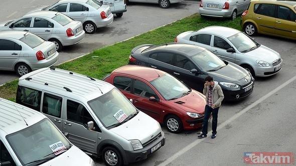 İkinci el otomobil alacaklar dikkat! En çabuk o modeller satılıyor