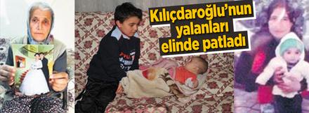 Kılıçdaroğlu'nun yalanları elinde patladı