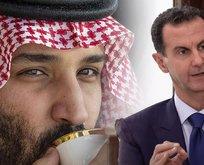 Esed'den 10 yıl sonra ilk kez Suudi Arabistan...