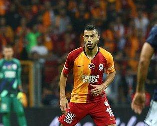 Galatasaray'da karar verildi! Belhanda...