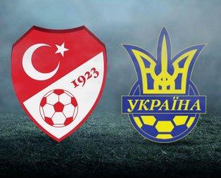Türkiye - Ukrayna maçı hangi kanalda?