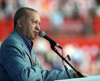 Başkan Erdoğan'dan Kayseri'de önemli açıklamalar