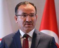 Bozdağ: Bu dava Türkiye'ye kumpastır