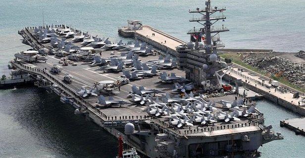 ABD Karadeniz'e savaş gemisi göndermeyi düşünüyor