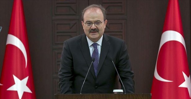 TİKA Başkanı Çam'a yeni görev