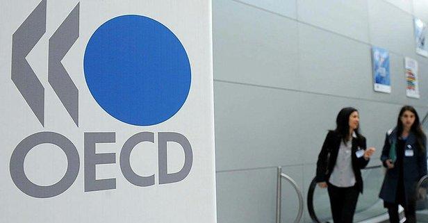 OECD, Türkiye tahminini yükseltti