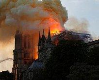855 yıllık tarihi bina alev alev yanmıştı! Flaş gelişme...