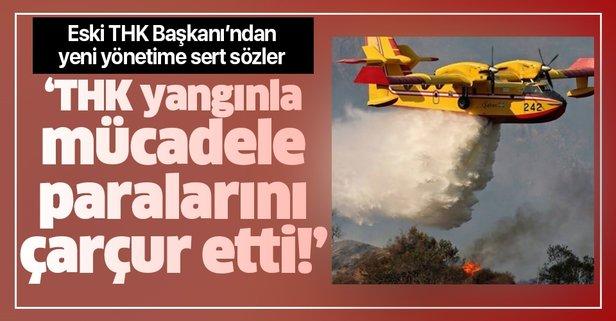 THK eski Başkanı Atılgan'dan Pakdemirli'ye tam destek