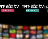 EBA TV canlı izle! İlkokul, ortaokul ve lise TRT EBA yayını!