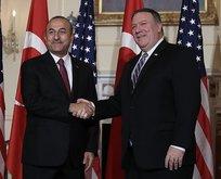 Çavuşoğlu ve Pompeo'dan kritik toplantı