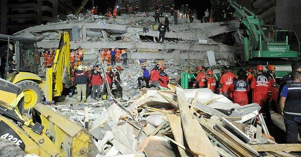 İzmir deprem ölü yaralı sayısı! AFAD son dakika İzmir deprem ölü yaralı kurtulan sayısı kaç?
