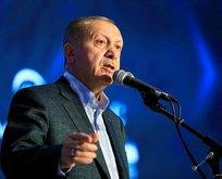 """Erdoğan: """"Yatırımlarınızı sisteme sokun"""""""