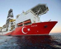 Fatih gemisinden ek rezerv haberi