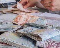 Maaşlara çifte zam 1 ay farkla 5.250 lira!