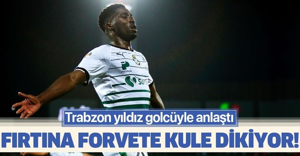 Djaniny Trabzon'da