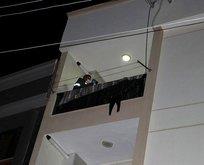 İzmir'de korkunç olay! 4. kattan düşen kadın hayatını kaybetti