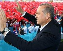 Erdoğanın miting maratonu İzmirde başlıyor!