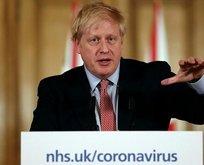 Boris Johnson'dan tepki çeken Koronavirüs planı!