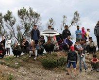 Koronavirüsü fırsat bilen Yunanistan'ın kirli oyunu ortaya çıktı!
