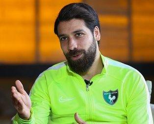 Olcay Şahan yeni sezonda da Yukatel Denizlispor forması giymek istiyor