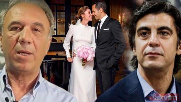 Demet Şener ile Cenk Küpeli evliliği hakkında şok iddia: Cenk Küpeli'nin babası Avni Küpeli...